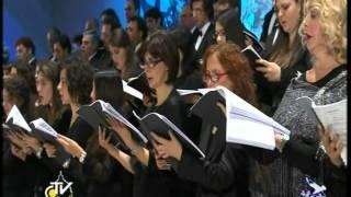 """Beethoven """" Inno alla Gioia""""  Aula Paolo VI Orchestra Filarmonica di Roma"""