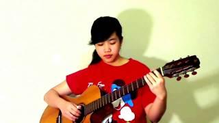 Đôi Bờ (Cover: Virginia Nguyen - Bé Mẫn) Guitar Solo