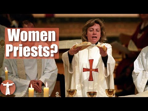 Why Can't Women Be Ordained in the Catholic Church?