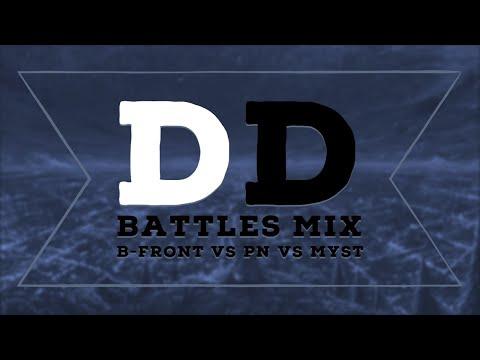 1.5 Hour Hardstyle Mix | B-Front vs Phuture Noize vs MYST