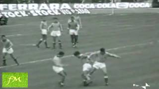 Un regalo fenomenal del fútbol: Enrique Omar Sívori
