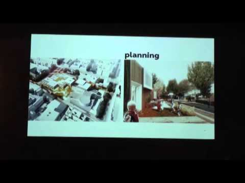 2014/15 Lecture Series - Lecture #1  with Louis Becker & Dorte Mandrup