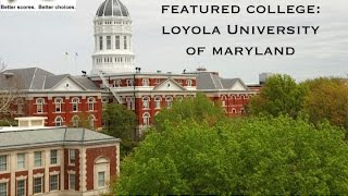 The College Goods Episode 2 - Featured School Loyola University of Maryland