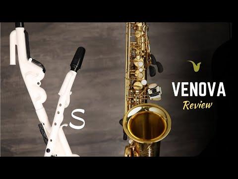 Venova Vs Saxophone   Can A Plastic Tube Sound Good?
