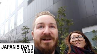 "Japan 5 Day 1 - TRAVEL VLOG - ""He"