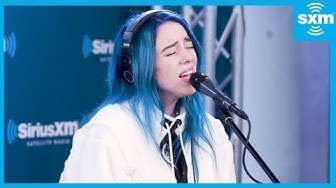 """Billie Eilish - """"When The Party's Over"""" [LIVE @ SiriusXM]"""