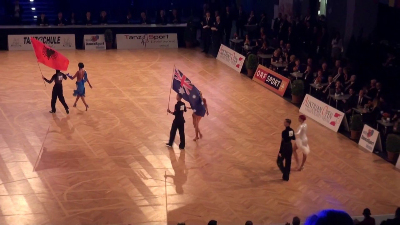 00091 WDSF World DanceSport Championship Latin 2017.Opening ceremony