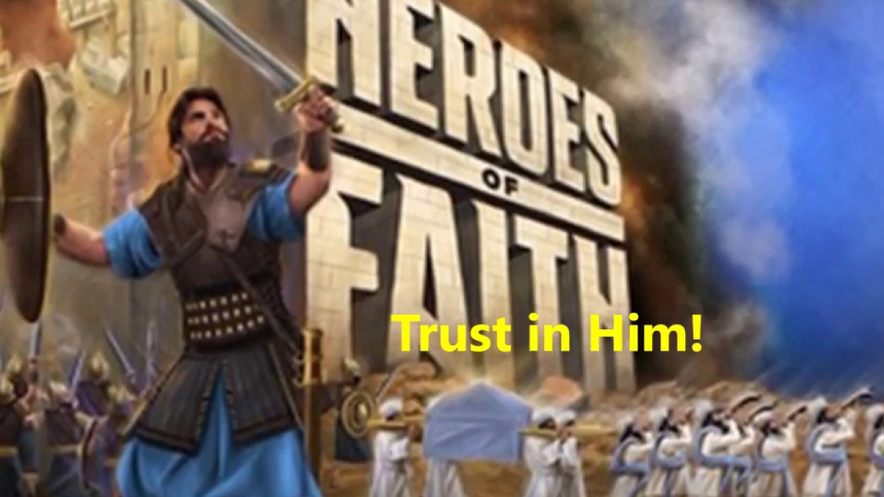 Hebrews 11 Heroes of the Faith (King James Version)