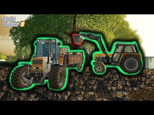 🎮 Naturalny Nawóz 👨🏼🌾 Rolnicy Mechanicy ⭐️ Farming Simulator 19 🚜