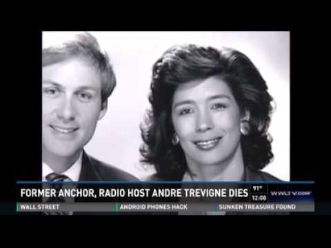 WWL-TV Eyewitness News At Noon - Remembering Andre Tevigne (7-27-2015)