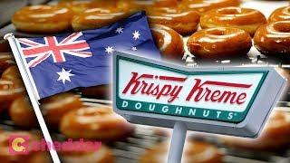 Why Krispy Kreme Failed in Australia - Cheddar Examines
