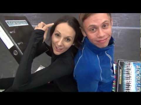 A CHORUS LINE - London cast video