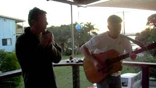 the leterbox song Russell island.AVI