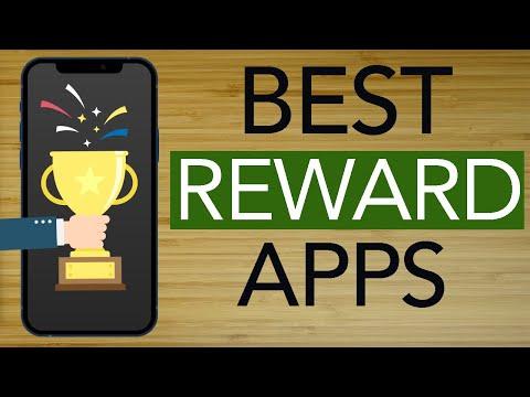 Best Reward Apps - Earn Free Gift Cards & Rewards!