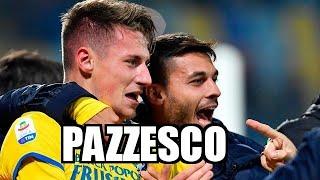 PAZZESCO PINAMONTI   FROSINONE-FIORENTINA 1-1