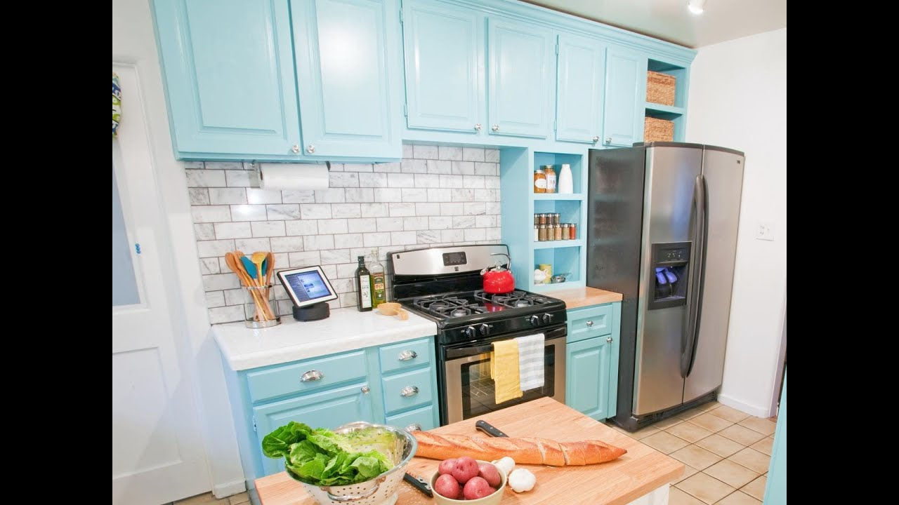 Small Kitchen Cabinets Ideas - YouTube