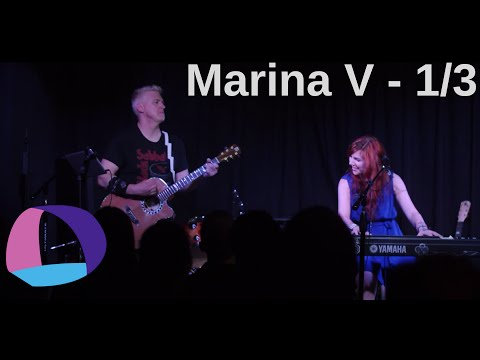 How Music United Two Artists (Part 1 of 3 w/ Marina V)