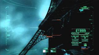 Armored Core: Verdict Day - Acn Lightweight Sniper Build Gameplay