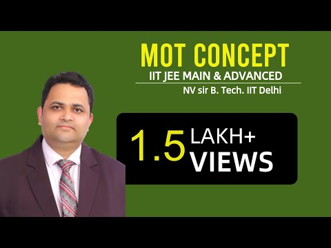 MOT-01 | CHEMICAL BONDING BY NV SIR | IIT JEE MAIN + ADVANCED | AIPMT | CHEMISTRY