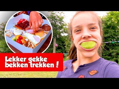 LEKKER GEKKE BEKKEN TREKKEN: ELINE FOR THE WIN! - De Nagelkerkjes #234