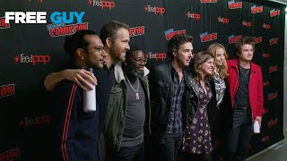 FREE GUY | New York Comic Con 2019
