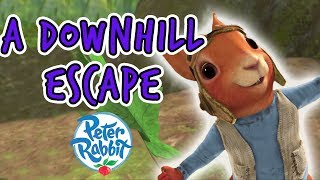 Peter Rabbit -  A Downhill Escape | 30+ minutes | Adventures with Peter Rabbit