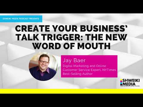 The Importance Of Word Of Mouth With Jay Baer