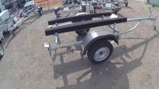 Лодочный прицеп Трейлер 829440 Ерш 4.7-600 рес  для гидроцикла.