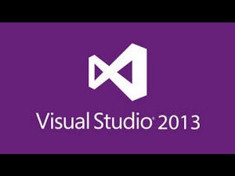 visual studio 2013 تحميل