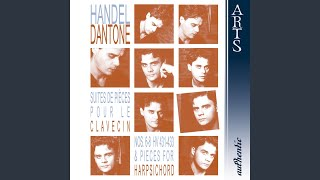 Suite VII In G Minor HV 432: Passacaille (Handel)