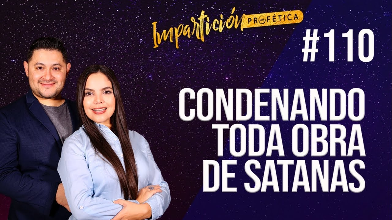 NOCHE DE DECRETOS- Condenaras toda lengua que se levante en tu contra!