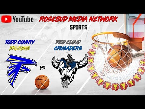 Todd County Falcons vs Red Cloud Crusaders (Double Header)