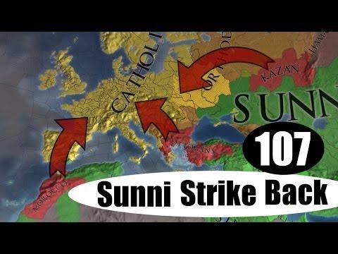 Peace Deal = War! [107] Sunni Strike Back Kazan Multiplayer Europa Universalis 4