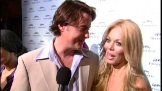 Jeremy London Bought Fiance Melissa Tiffany Ring