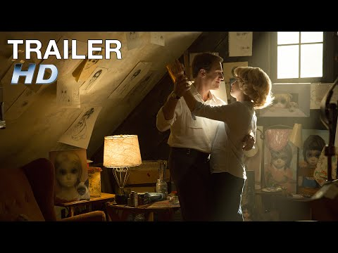 BIG EYES | Trailer | Deutsch | Ab 23. April 2015 im Kino!