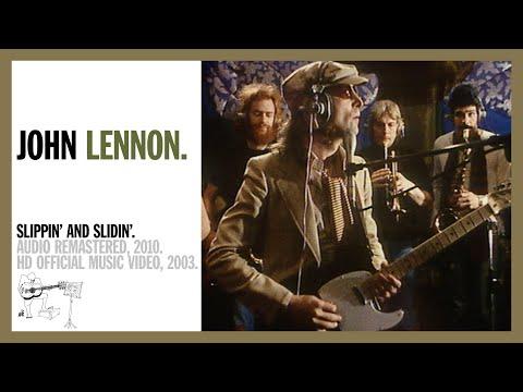 Slippin' and Slidin' - John Lennon