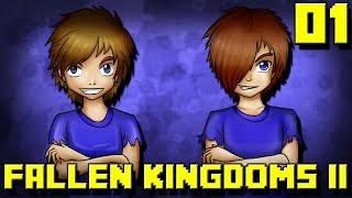 Fallen Kingdoms II : Un Vieil Ami ! | Jour 01 - Minecraft