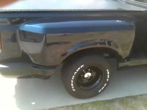 1992 Ford Flare Side For Sale Youtube