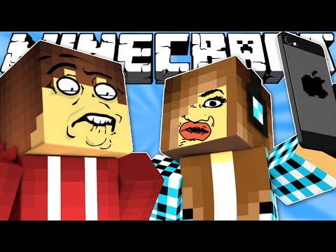 If Teenagers Took Over Minecraft