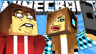 If Teenagers Took Over Minecraft
