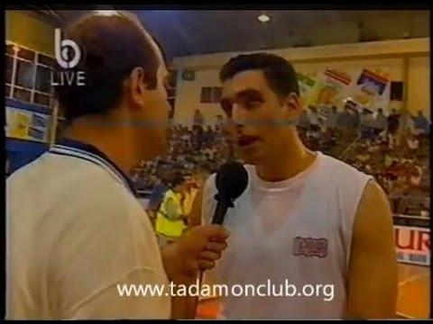 Tadamon Zouk vs Riyadi Beirut Semi Final 1998/1999 - www.tadamonclub.org