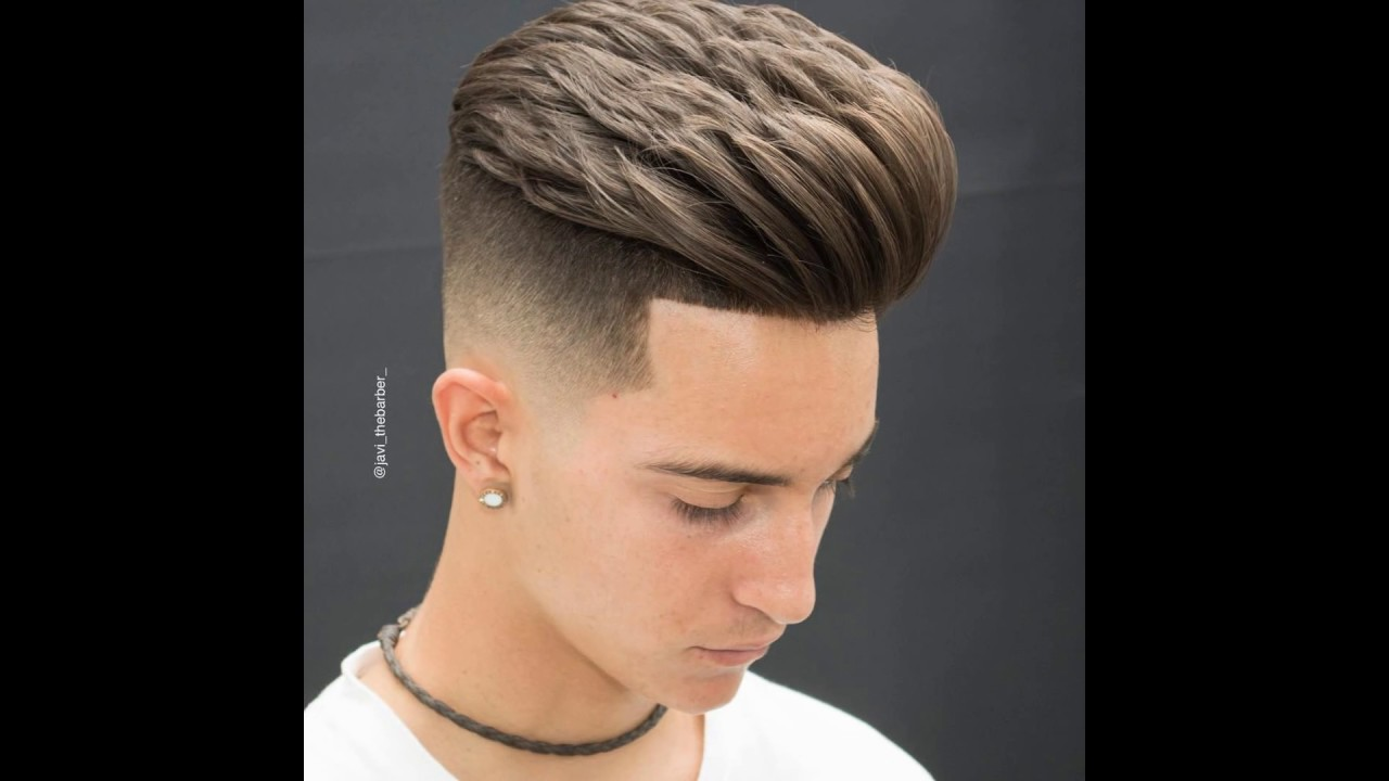 men's hairstyle's of