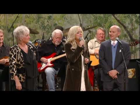 Rhonda,  brother Darrin and mother Carolyn Vincent - Teardrops Over You