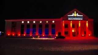 Светодиодная архитектурная подсветка(Светодиодные прожекторы предназначены для архитектурной подсветки зданий и сооружений. В данном проекте..., 2015-01-09T18:44:25.000Z)