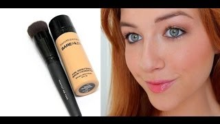 NEW Bare Minerals Bare Skin Serum Foundation Demo/Thoughts