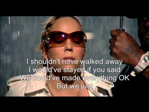 Angels cry Remix - Mariah Carey feat ne-yo with lyrics