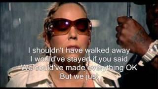 Angels cry Remix - Mariah Carey feat ne-yo with lyrics