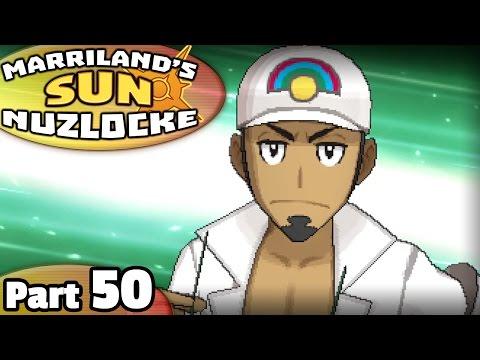 Pokémon Sun Nuzlocke, Part 50: In A League of His Own!