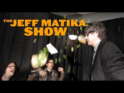 The Jeff Matika Show - AGAINST ME (JAMES & ATOM) S02E03 - Green Day
