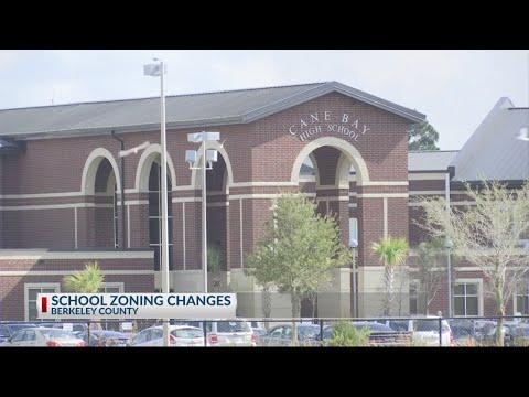 Berkeley County considering redrawing school attendance lines